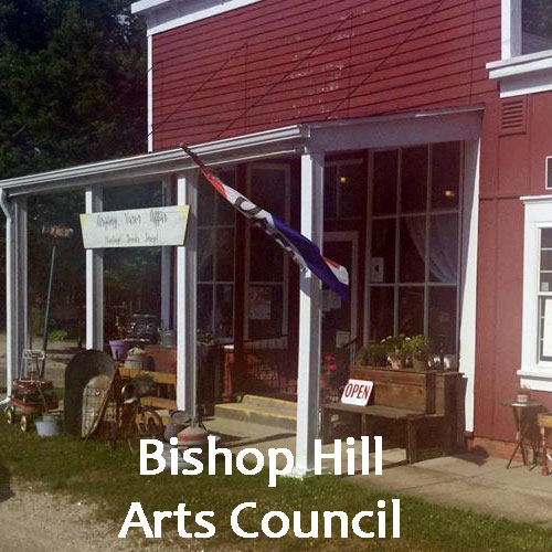 Bishop Hill Arts Council - Building and Welcome Center