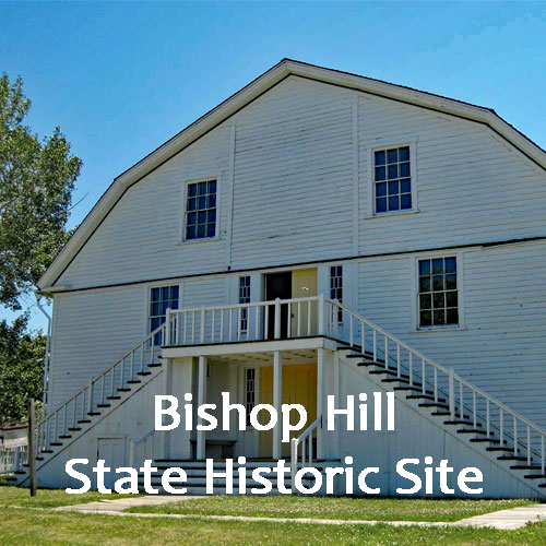 Bishop Hill State Historic Site - 1848 Colony Church