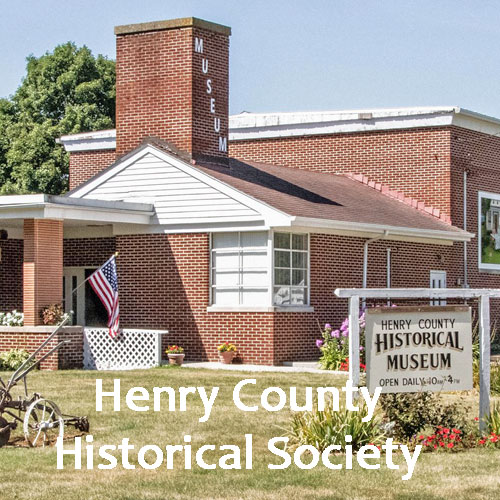 Henry County Historical Society - Henry County Museum in Bishop Hill, Illinois