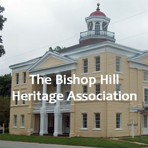 The Bishop Hill Heritage Assoc. - 1854 Steeple Building